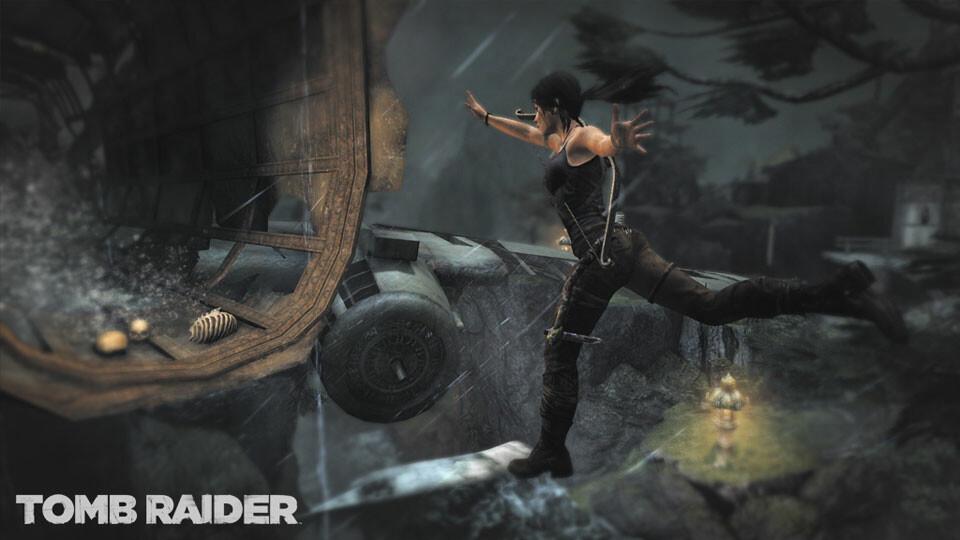 скачать игру Tomb Raider Survival Edition через торрент - фото 4