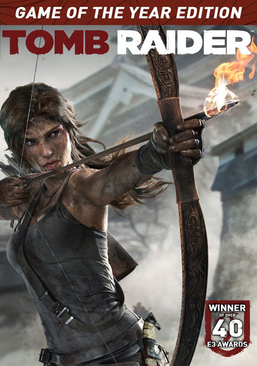 Tomb Raider - Game of the Year Edition - Cover