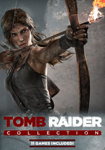 Tomb Raider Collection - Packshot