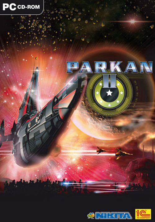 Parkan 2 - Cover / Packshot