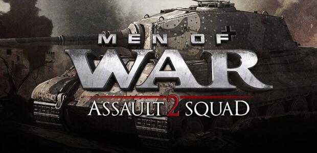 Men Of War: Assault Squad 2 - Cover / Packshot