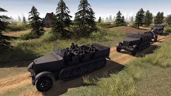 Screenshot1 - Men of War: Assault Squad 2 - Ostfront Veteranen