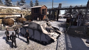 Screenshot6 - Men of War: Assault Squad 2 - Ostfront Veteranen