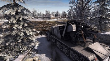 Screenshot7 - Men of War: Assault Squad 2 - Ostfront Veteranen