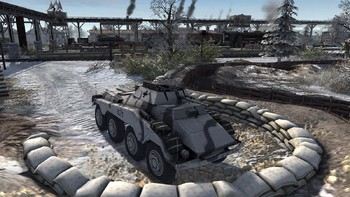 Screenshot2 - Men of War: Assault Squad 2 - Ostfront Veteranen