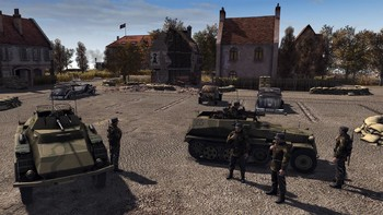 Screenshot4 - Men of War: Assault Squad 2 - Ostfront Veteranen