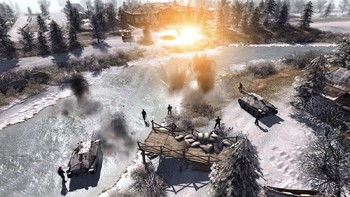 Screenshot5 - Men of War: Assault Squad 2 - Ostfront Veteranen