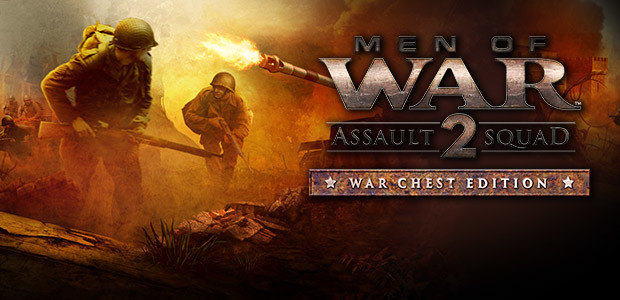 Men of War: Assault Squad 2 War Chest Edition  - Cover / Packshot