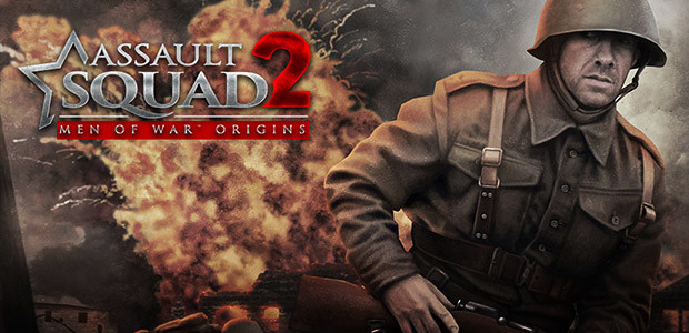Assault Squad 2: Men of War Origins DLC - Cover / Packshot