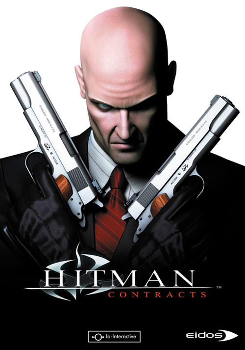 Hitman Contracts - Cover