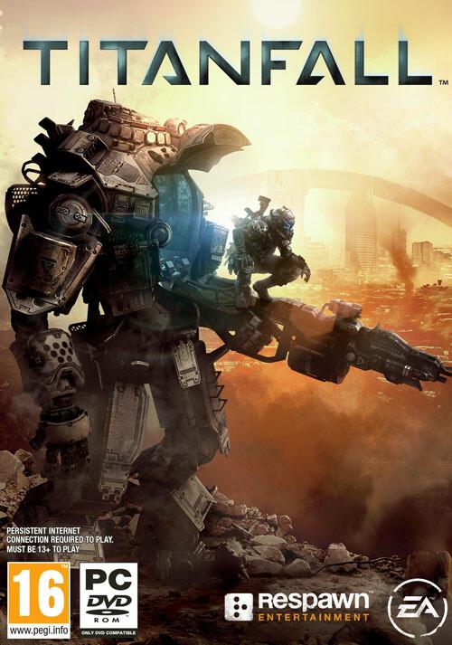 Titanfall - Cover / Packshot