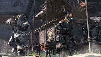 Screenshot1 - Titanfall