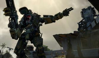 Screenshot4 - Titanfall