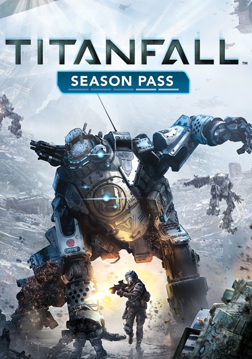 Titanfall - Season Pass - Cover / Packshot