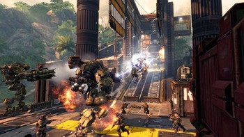 Screenshot2 - Titanfall - Deluxe Edition
