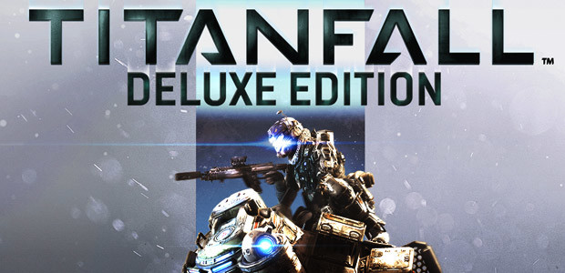 Titanfall - Deluxe Edition - Cover / Packshot