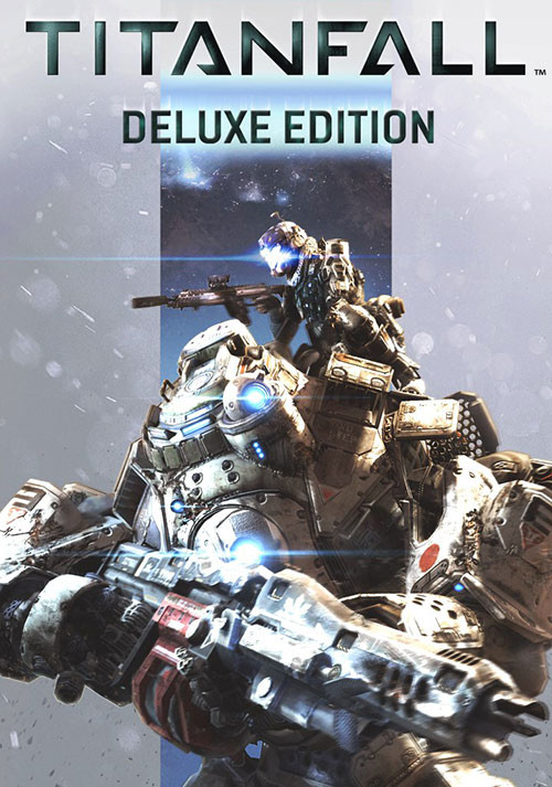 Titanfall - Deluxe Edition - Cover
