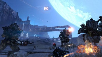 Screenshot1 - Titanfall - Deluxe Edition