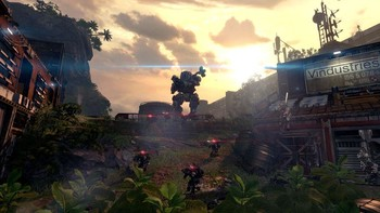 Screenshot4 - Titanfall - Deluxe Edition