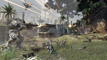 Screenshot9 - Titanfall - Deluxe Edition