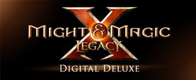 Might and Magic X Legacy Deluxe
