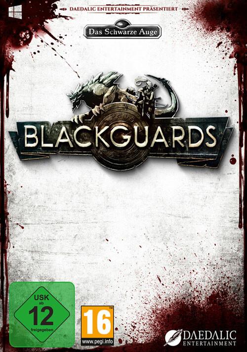 Blackguards - Cover / Packshot