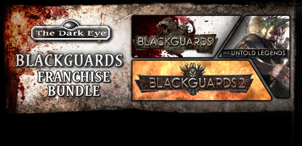 Blackguards Franchise Bundle - Cover / Packshot