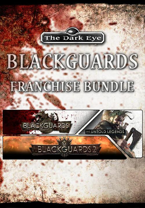 Blackguards Franchise Bundle - Cover / Packshot