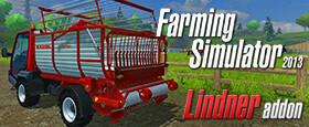 Farming Simulator 2013 Lindner Unitrac (Giants)