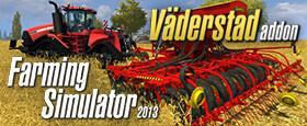 Farming Simulator 2013: Väderstad (Giants)