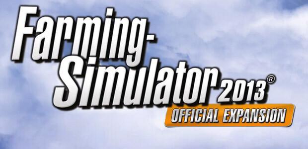 Farming Simulator 2013 - Official Expansion (Steam) - Cover / Packshot