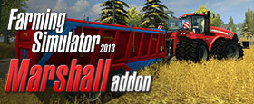 Farming Simulator 2013: Marshall Trailers (Steam)