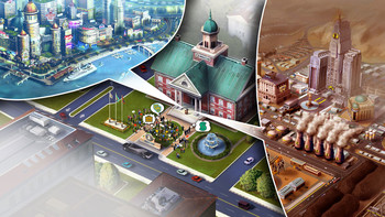 Screenshot1 - SimCity