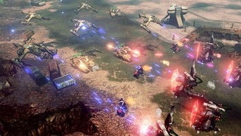 Screenshot2 - Command & Conquer The Ultimate Collection