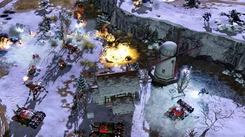 Screenshot1 - Command & Conquer The Ultimate Collection
