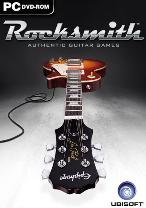 Rocksmith - Cover / Packshot