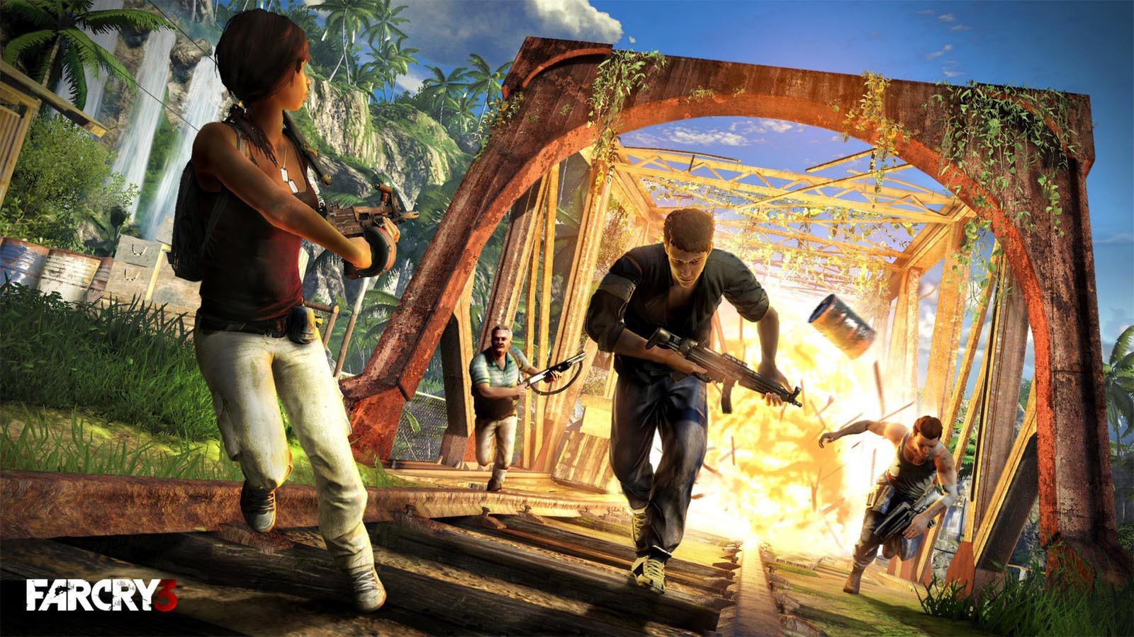 how to get far cry 3 pc online