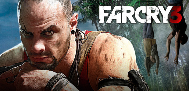 Far Cry 3 - Cover / Packshot