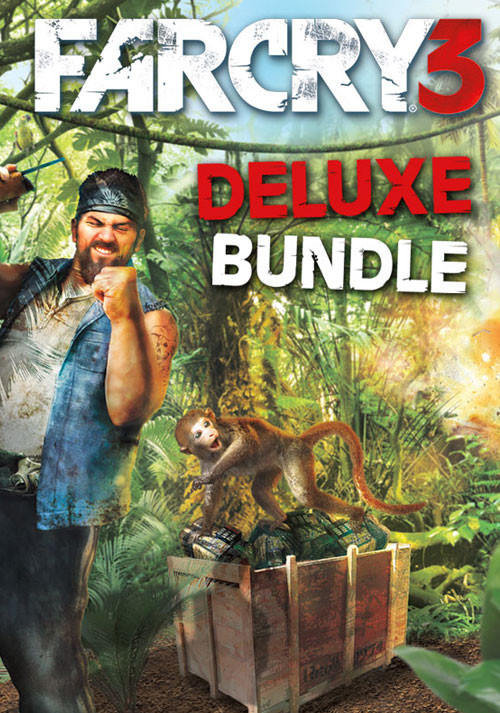 Far Cry 3: Deluxe Bundle DLC Pack - Cover