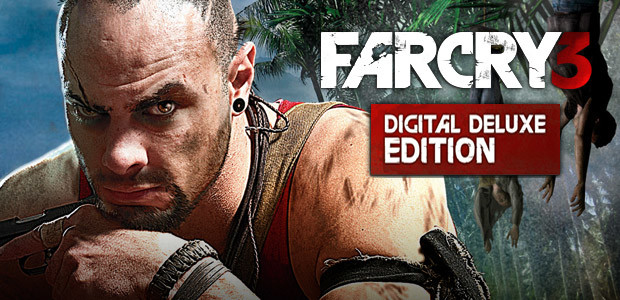 Far Cry 3 - Deluxe Edition - Cover / Packshot