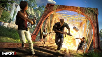 Screenshot1 - Far Cry 3 - Deluxe Edition