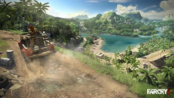 Screenshot2 - Far Cry 3 - Deluxe Edition