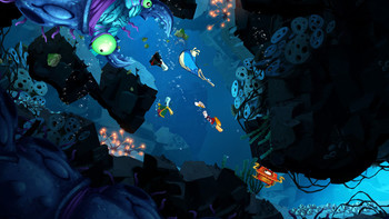 Screenshot4 - Rayman Origins
