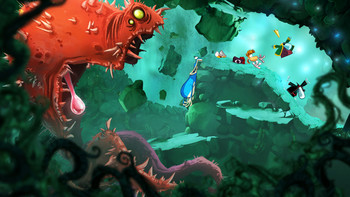 Screenshot1 - Rayman Origins