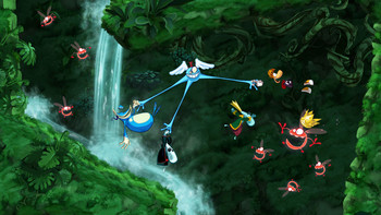 Screenshot3 - Rayman Origins
