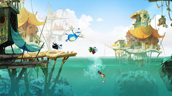 Screenshot5 - Rayman Origins