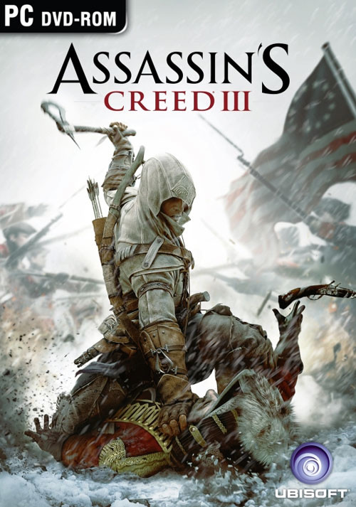 Assassin's Creed III - Cover