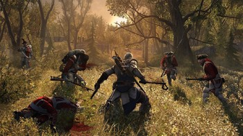 Screenshot1 - Assassin's Creed III