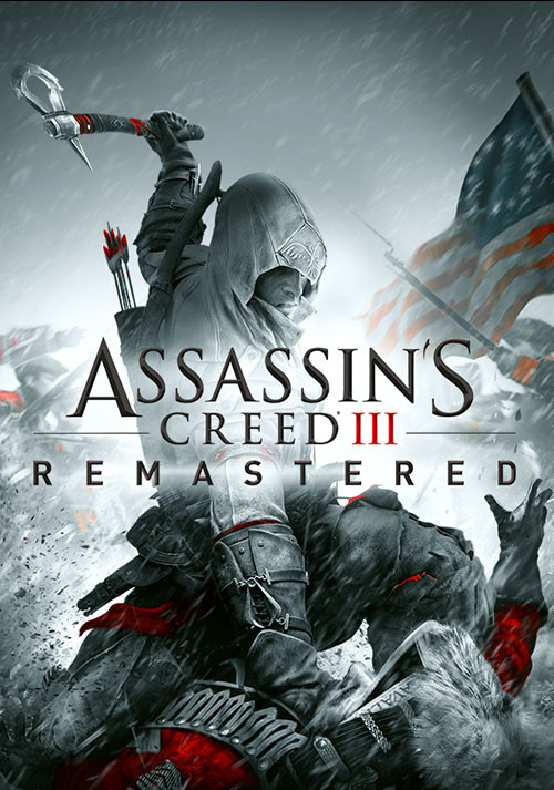 Assassin's Creed III Remastered - Cover