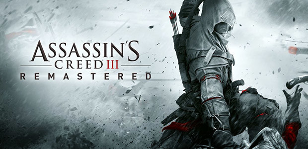 Assassin's Creed III Remastered - Cover / Packshot